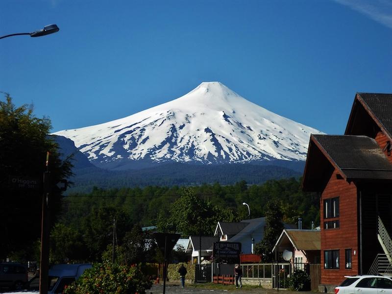 que hacer en pucon el el volcan villarrica